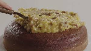frosting recipe how to make german chocolate cake frosting youtube