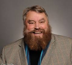 brian blessed got picasso to draw him a sketch but then threw it