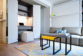 city studio apartment contemporary home office london by
