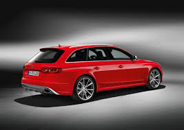 audi wagon news audi launches its rs6 avant super wagon with v8 engine
