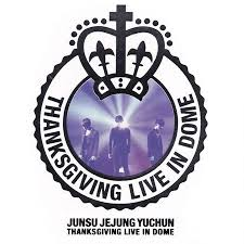 thanksgiving dvd dvd concert jyj thanksgiving in dome with