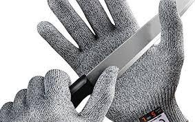 gant anti coupure cuisine freetoo gants anti coupure protection de cuisine bricolage