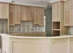 Adding Beadboard To Kitchen Cabinets Totally Love The Butterfly Island And Bead Board For The House