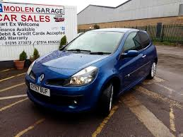 renault clio 2002 sedan renault clio 1 2 tce 16v dynamique sx 3dr turbo modlen garage ltd