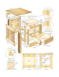 woodworking plans desk hutch lesson fundamentals computer free