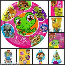 littlest pet shop printable birthday kit parties pinterest