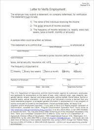 employment verification letter templates free u0026 premium