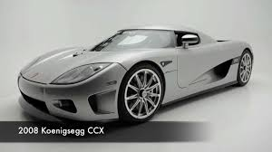 koenigsegg texas 2008 koenigsegg ccx for sale youtube
