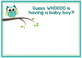 Baby Boy Baby Shower Invites Free Printable Owl Baby Shower Invitations U0026 Other Printables
