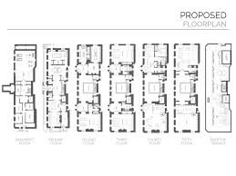 Multi Family Apartment Floor Plans 20 Apartment Building Turned Single Family Home Business Insider