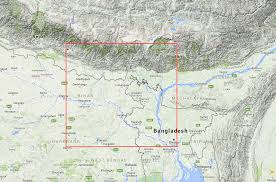 Map Nepal India by Nepal Bangladesh India Region Features Infinite Flight Community