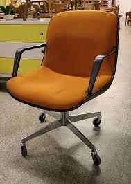 Steelcase Desk Vintage Christie Chase 515 Ergo Ergo