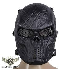 ghost mask military milspecgifts