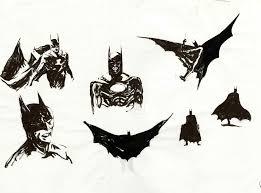 batman u2014 george pratt