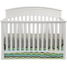 cribs that convert graco charleston 4 in 1 convertible crib cherry walmart com