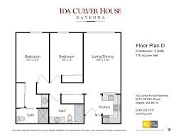 house floor plan floor plans features ida culver house ravenna seattle wa