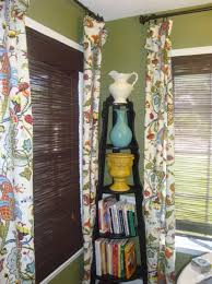 Easy No Sew Curtains I Should Be Mopping The Floor 12 No Sew Window Treatments