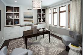 How To Decorate Interior Of Home Modren Modern Home Office For Two Men Decorating Elegant Decor