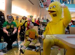 Big Bird Halloween Costumes Staff Children U0027s Hospital Colorado Dress Halloween Costumes
