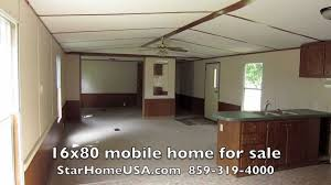 Interior Of Mobile Homes 232 16x80 Mobile Home For Sale Owner Finance Danville Kentucky