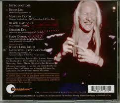johnny winter cd live bootleg series vol 12 cd family