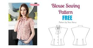 blouse sewing patterns blouse sewing pattern pussycat bow blouse