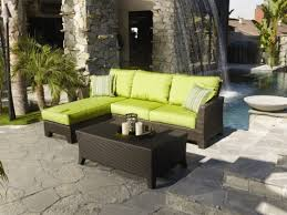 Patio Furniture Couch by Good L Shaped Patio Couch 39 In Home Depot Patio Furniture Covers