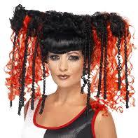 fancy dress wigs party wigs jokers masquerade