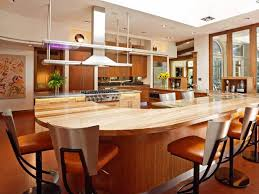 Large Kitchen Island Larger Kitchen Islands Pictures Ideas Tips From Hgtv Hgtv