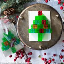 candy christmas tree best food gifts gummy lego candy christmas tree chewable structures
