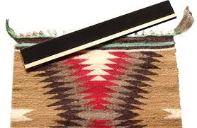 Hanging Rugs On A Wall Hidden Hanger Navajo Rug Information Page
