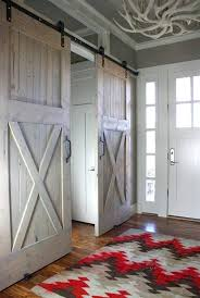 beautiful new hallway decor hallway runner barn doors and barn interior decorating trends you might regret later on part ii
