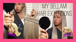 bellissima hair extensions bellami hair extensions review bellissima 22 inches