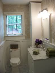 Wainscoting In Bathroom by Part 2