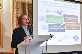 sharing climate research and strategies in paris mit news
