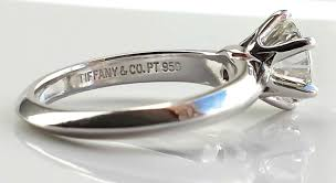 Tiffany And Co Wedding Rings by Detailed Guide To Buying A Pre Owned Tiffany U0026 Co Engagement Ring