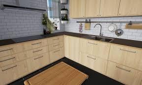Ikea Floor Tile Collaborating On Ikea U0027s Virtual Kitchen Allegorithmic