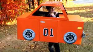 race car halloween costume general lee car costume youtube