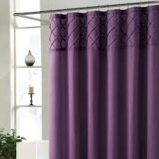 Purple Bathroom Curtains Roxanne Purple Shower Curtain 25 Do I Really Want 1 Or To Keep 2