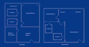 Tv Studio Floor Plan by Recording Studio Voice Over Production Dubbing
