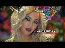 weekend makeup courses beyonce inspired hymn for the weekend makeup tutoria