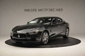2017 maserati ghibli silver 2017 maserati ghibli s q4 stock w344 for sale near westport ct