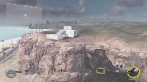 Secret Map Activision Secret Map Revealed In Out Of Map Glitch