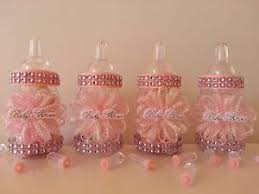 baby shower bottle favors 12 pink fillable bottles baby shower favors prizes it s a