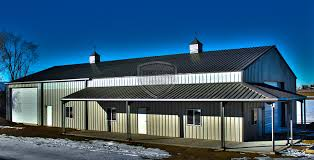 morton building cost prefab pole barns 40x60 metal building with