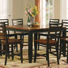 Pub Style Dining Room Set by Steve Silver Lakewood 5 Piece Counter Height Dining Set Hayneedle