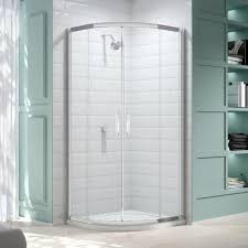 Merlin Shower Doors Merlyn 8 Series 2 Door Quadrant Shower Door Merlyn Shower Doors