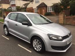 vw polo 1 2l low mileage 45 000 10 plate 5 dr hatchback
