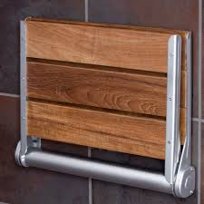 large teak asian style shower stool bathroom pics with appealing