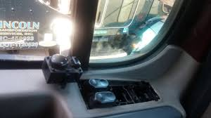 freightliner cascadia mirror dont move youtube